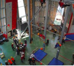 2º Campeonato de Francia de trabajos verticales