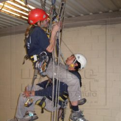 Curso de formación de trabajos en altura