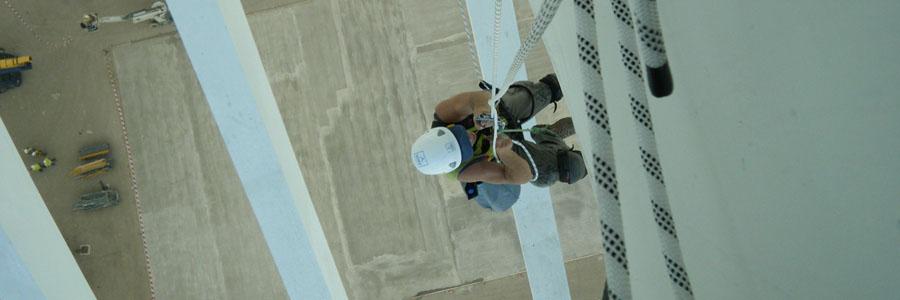 Cursos de trabajos verticales